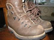 Горные ботинки под платформенный кошки р.41